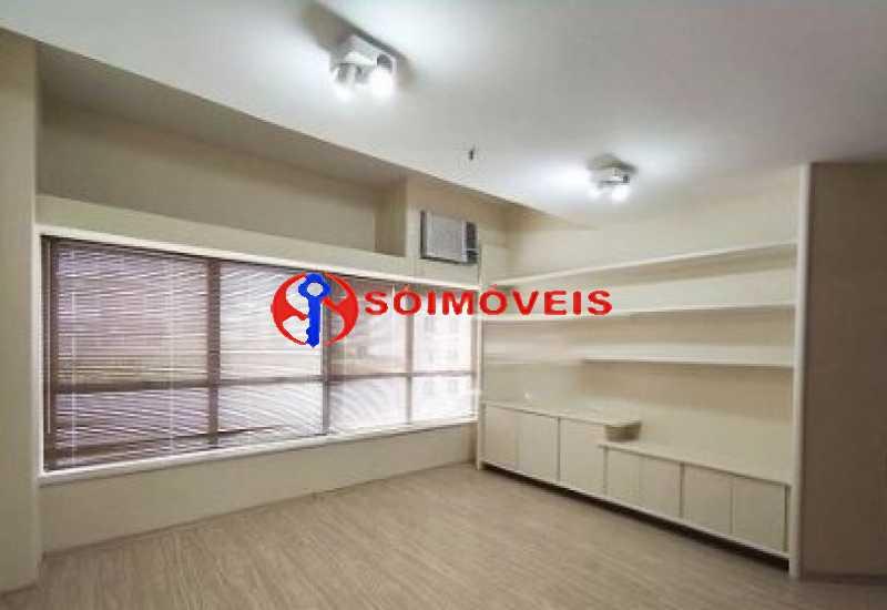 1 3 - Sala Comercial 31m² à venda Rio de Janeiro,RJ - R$ 837.000 - LBSL00275 - 3