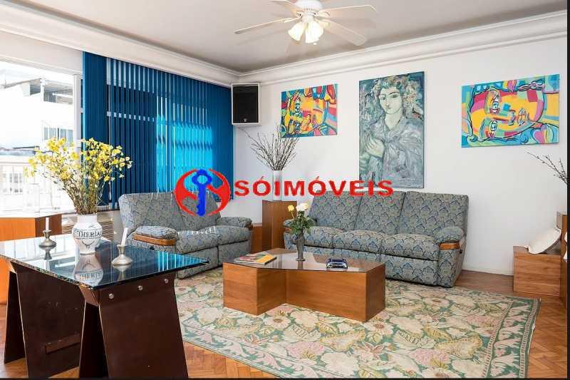 1 - Cobertura 4 quartos à venda Rio de Janeiro,RJ - R$ 2.650.000 - LBCO40322 - 3