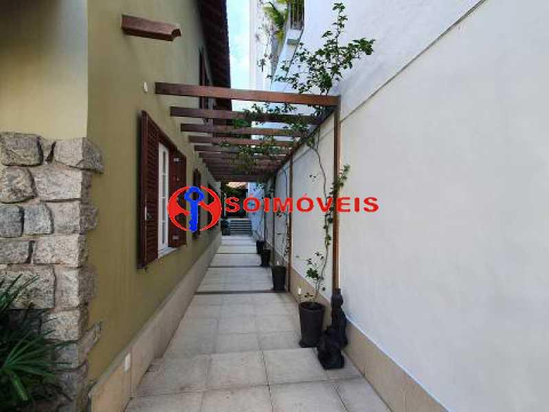 72b590f5535dc36acf93c5a8f00597 - Casa 6 quartos à venda Rio de Janeiro,RJ - R$ 6.570.000 - LBCA60022 - 4
