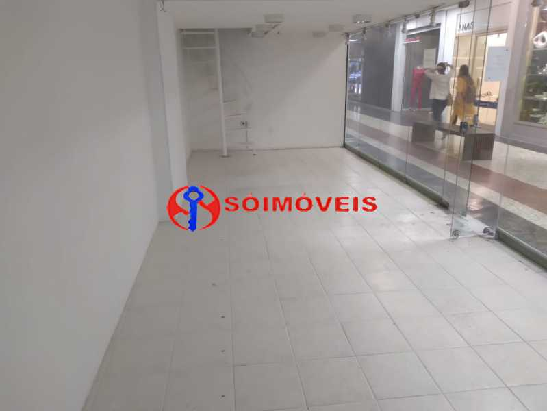 6e6abcce-ba25-4c7a-8cbc-7f4337 - Loja 39m² à venda Rio de Janeiro,RJ Ipanema - R$ 1.300.000 - LBLJ00094 - 1