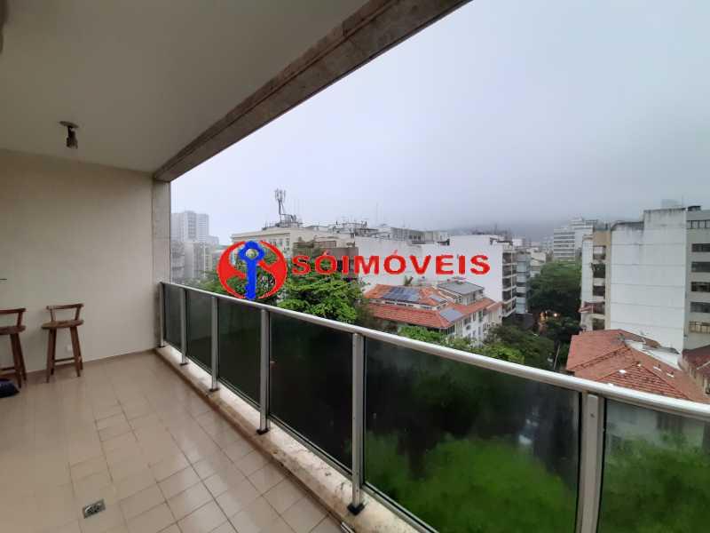 20210916_164627_resized - Apartamento para alugar Avenida Bartolomeu Mitre,Rio de Janeiro,RJ - R$ 4.500 - POAP20559 - 6