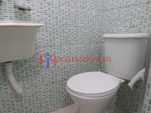 SAM_1218 - Kitnet/Conjugado 12m² à venda Rio de Janeiro,RJ - R$ 280.000 - LBKI00053 - 10