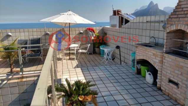 0bd08774589b4a27b1e2_g - Cobertura à venda Avenida Vieira Souto,Ipanema, Rio de Janeiro - R$ 9.500.000 - LBCO40081 - 31