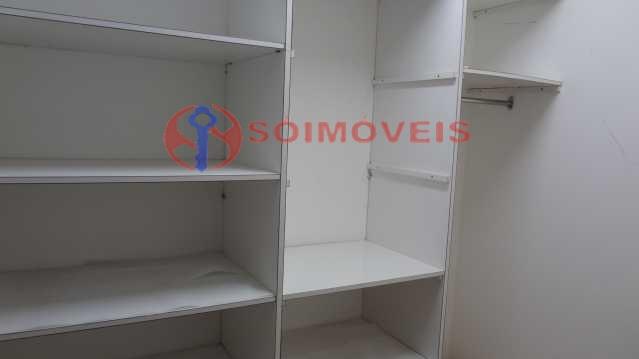 DSC04332 - Cobertura 4 quartos à venda Rio de Janeiro,RJ - R$ 3.400.000 - LBCO40082 - 26