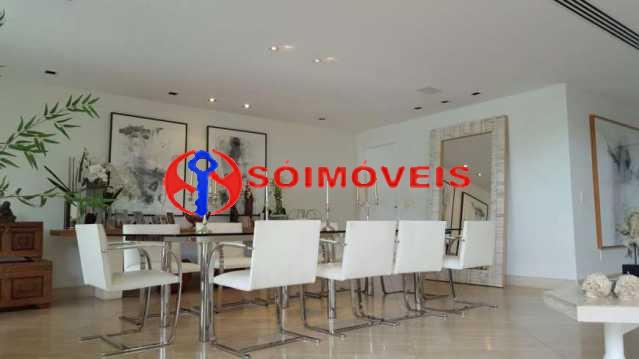 18 - Casa em Condomínio à venda Avenida Prefeito Dulcídio Cardoso,Barra da Tijuca, Rio de Janeiro - R$ 15.000.000 - LBCN30005 - 19
