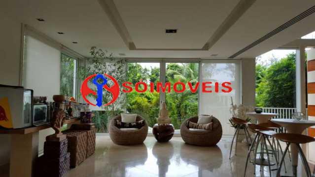 9 - Casa em Condomínio à venda Avenida Prefeito Dulcídio Cardoso,Barra da Tijuca, Rio de Janeiro - R$ 15.000.000 - LBCN30005 - 10