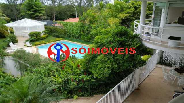 3 - Casa em Condomínio à venda Avenida Prefeito Dulcídio Cardoso,Barra da Tijuca, Rio de Janeiro - R$ 15.000.000 - LBCN30005 - 4