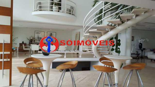 15 - Casa em Condomínio à venda Avenida Prefeito Dulcídio Cardoso,Barra da Tijuca, Rio de Janeiro - R$ 15.000.000 - LBCN30005 - 16