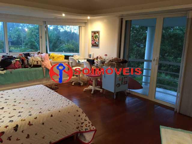 23 - Casa em Condomínio à venda Avenida Prefeito Dulcídio Cardoso,Barra da Tijuca, Rio de Janeiro - R$ 15.000.000 - LBCN30005 - 24
