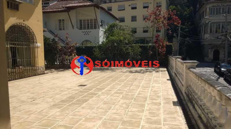 03 - Casa à venda Rua Marechal Pires Ferreira,Cosme Velho, Rio de Janeiro - R$ 8.500.000 - LBCA40031 - 3