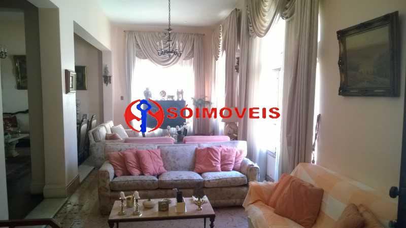 09 - Casa à venda Rua Marechal Pires Ferreira,Cosme Velho, Rio de Janeiro - R$ 8.500.000 - LBCA40031 - 9