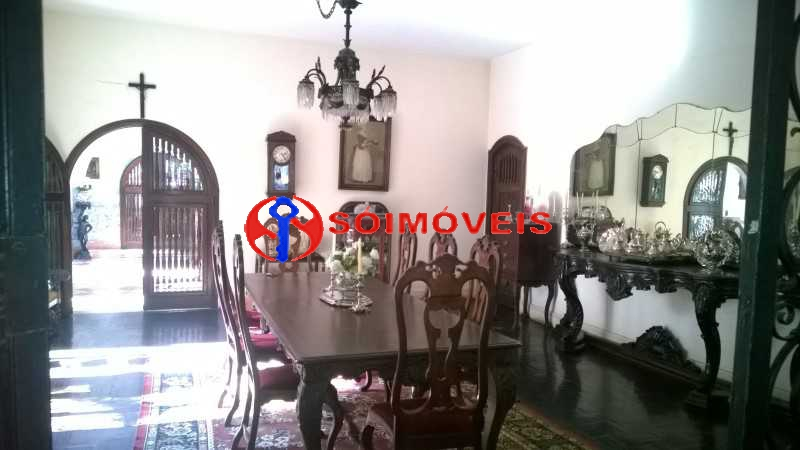 14 - Casa à venda Rua Marechal Pires Ferreira,Cosme Velho, Rio de Janeiro - R$ 8.500.000 - LBCA40031 - 13