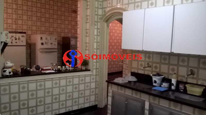 16,1 - Casa à venda Rua Marechal Pires Ferreira,Cosme Velho, Rio de Janeiro - R$ 8.500.000 - LBCA40031 - 15