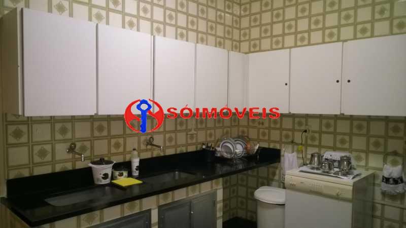 16 - Casa à venda Rua Marechal Pires Ferreira,Cosme Velho, Rio de Janeiro - R$ 8.500.000 - LBCA40031 - 16