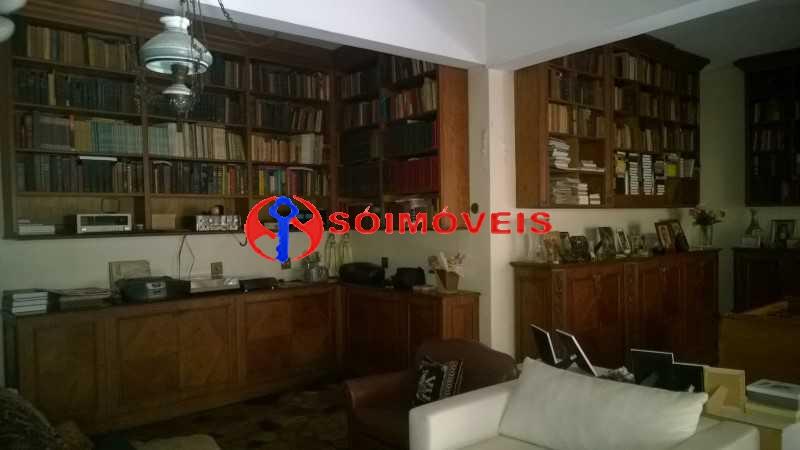 20 - Casa à venda Rua Marechal Pires Ferreira,Cosme Velho, Rio de Janeiro - R$ 8.500.000 - LBCA40031 - 18