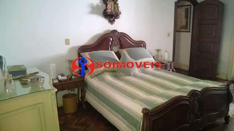 28 - Casa à venda Rua Marechal Pires Ferreira,Cosme Velho, Rio de Janeiro - R$ 8.500.000 - LBCA40031 - 26