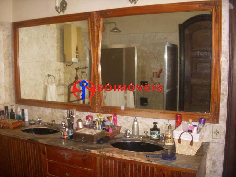 30 - Casa à venda Rua Marechal Pires Ferreira,Cosme Velho, Rio de Janeiro - R$ 8.500.000 - LBCA40031 - 28