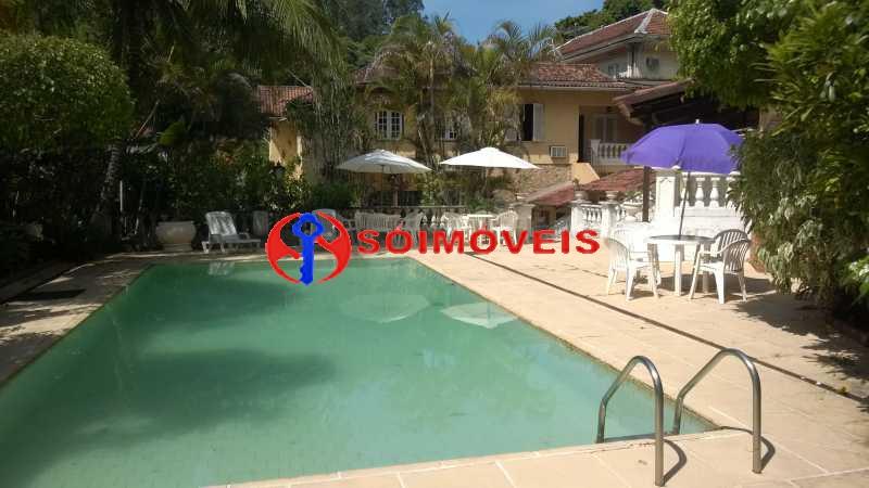 52 - Casa à venda Rua Marechal Pires Ferreira,Cosme Velho, Rio de Janeiro - R$ 8.500.000 - LBCA40031 - 29