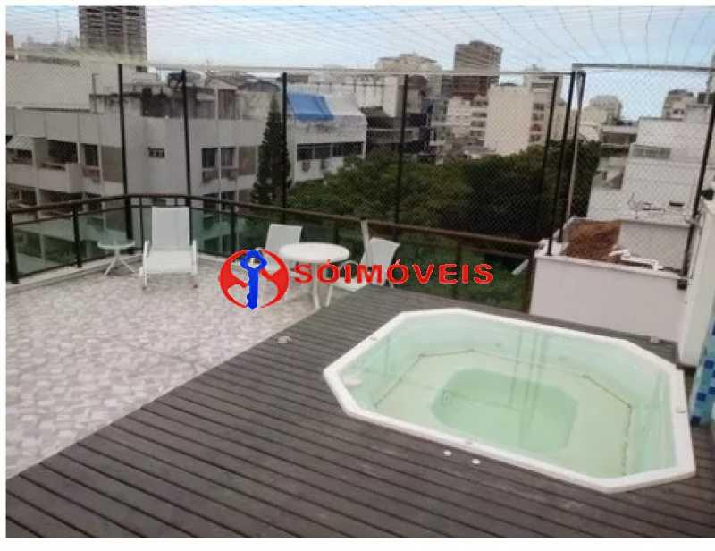 1 - Cobertura 3 quartos à venda Rio de Janeiro,RJ - R$ 5.900.000 - LBCO30161 - 30