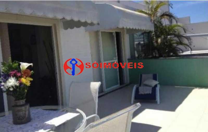 18 - Cobertura 3 quartos à venda Rio de Janeiro,RJ - R$ 1.240.000 - LBCO30164 - 10