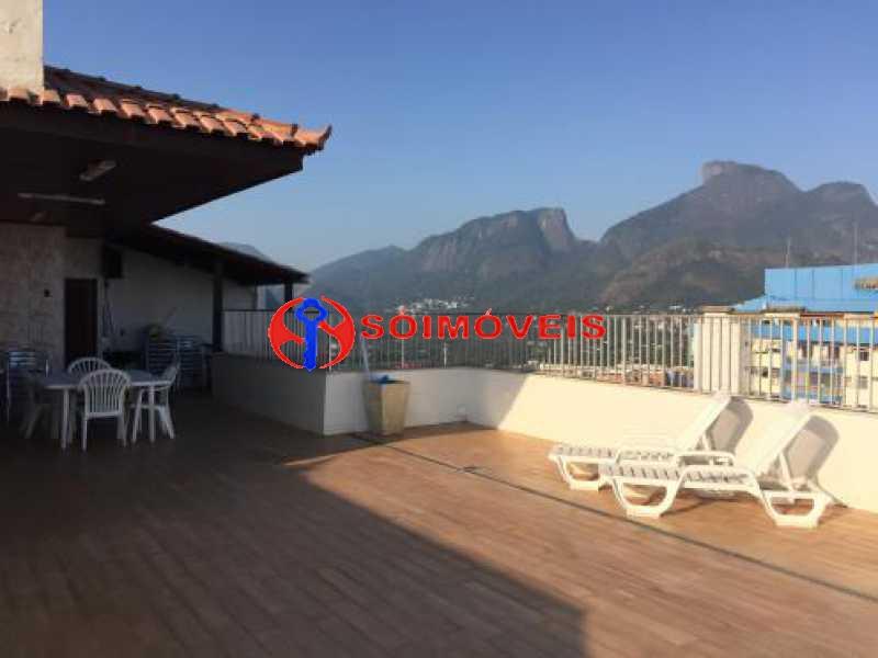 14 - Cobertura 3 quartos à venda Rio de Janeiro,RJ - R$ 1.800.000 - LBCO30167 - 3