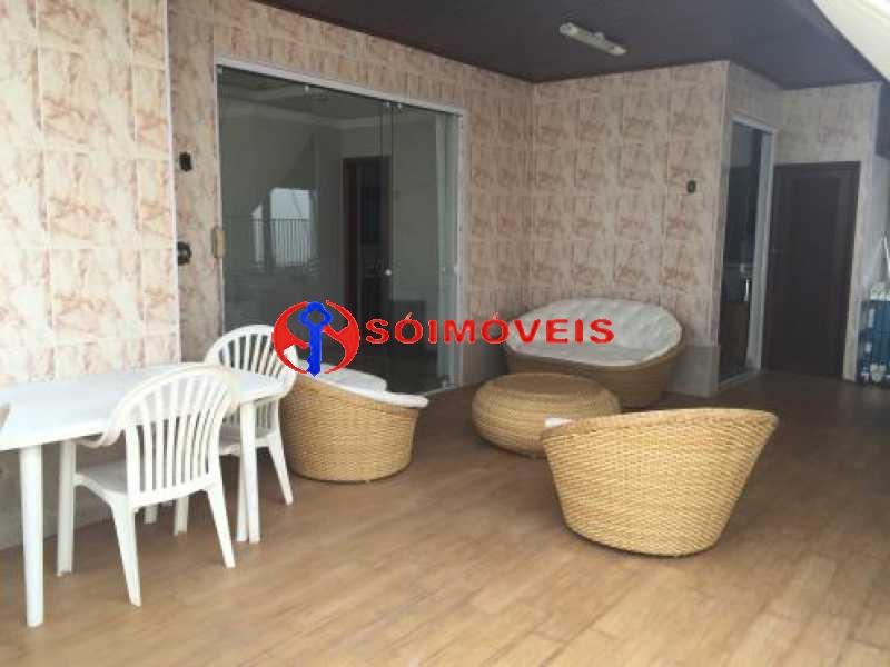 15 - Cobertura 3 quartos à venda Rio de Janeiro,RJ - R$ 1.800.000 - LBCO30167 - 16