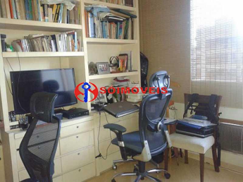 apartamento - escritArio - qua - Apartamento 3 quartos à venda São Conrado, Rio de Janeiro - R$ 820.000 - LBAP31670 - 10