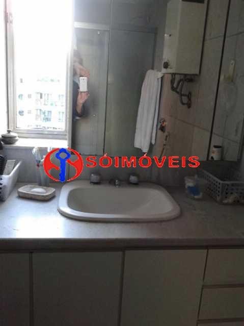 banheiro da suAte 1 - Apartamento 3 quartos à venda São Conrado, Rio de Janeiro - R$ 820.000 - LBAP31670 - 13