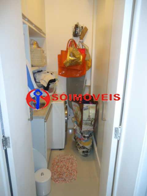 DSC00087 - Apartamento 1 quarto à venda Leblon, Rio de Janeiro - R$ 1.050.000 - LBAP10375 - 24