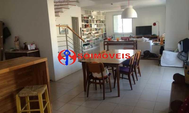2 - Cobertura 4 quartos à venda Laranjeiras, Rio de Janeiro - R$ 2.500.000 - LBCO40128 - 1