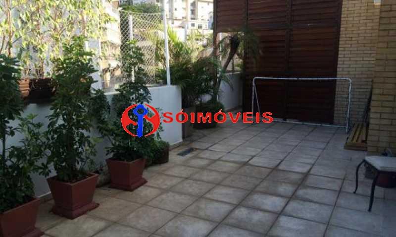 11 - Cobertura 4 quartos à venda Laranjeiras, Rio de Janeiro - R$ 2.500.000 - LBCO40128 - 10