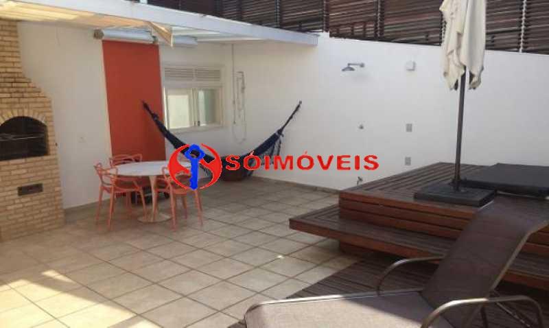 16 - Cobertura 4 quartos à venda Laranjeiras, Rio de Janeiro - R$ 2.500.000 - LBCO40128 - 15