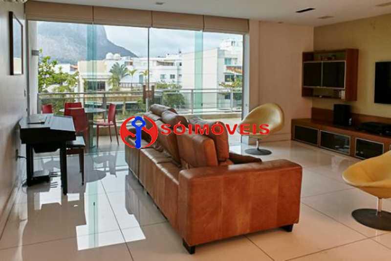 fc440c6034864fedadca_g 1 - Cobertura 4 quartos à venda Barra da Tijuca, Rio de Janeiro - R$ 4.200.000 - LBCO40130 - 1