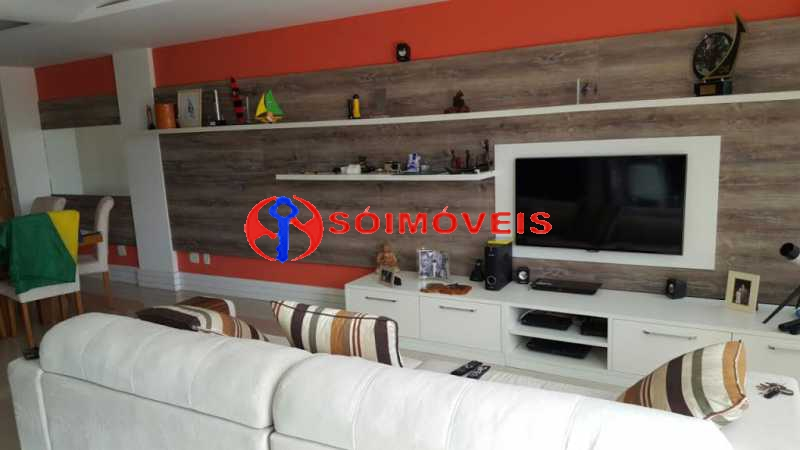 2 - Cobertura 3 quartos à venda Rio de Janeiro,RJ - R$ 1.600.000 - LBCO30175 - 1