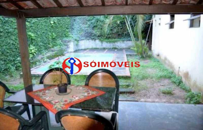 4 - Casa de Vila 4 quartos à venda Rio de Janeiro,RJ - R$ 1.500.000 - LBCV40008 - 5