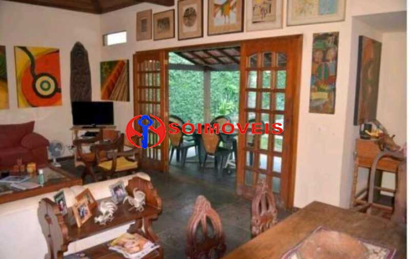 7 - Casa de Vila 4 quartos à venda Rio de Janeiro,RJ - R$ 1.500.000 - LBCV40008 - 1