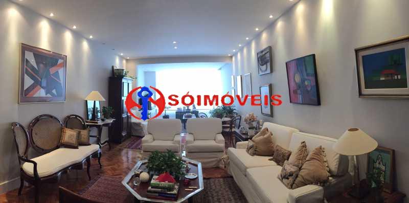 IMG_8047 - Apartamento 3 quartos à venda Leme, Rio de Janeiro - R$ 2.550.000 - LBAP31726 - 1