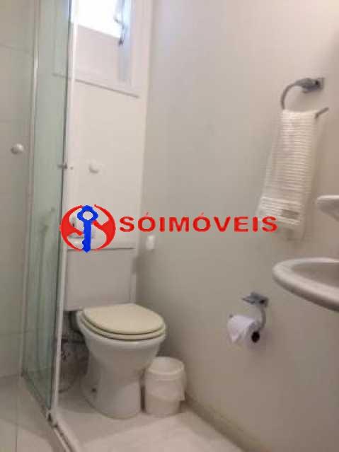 banheiro social - Apartamento à venda Rua Joaquim Nabuco,Ipanema, Rio de Janeiro - R$ 650.000 - LBAP10399 - 7