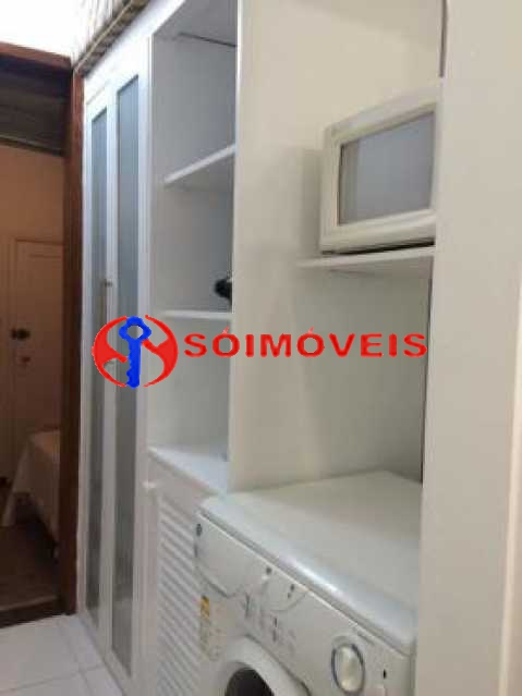 corredor com maquina de lavar - Apartamento à venda Rua Joaquim Nabuco,Ipanema, Rio de Janeiro - R$ 650.000 - LBAP10399 - 9