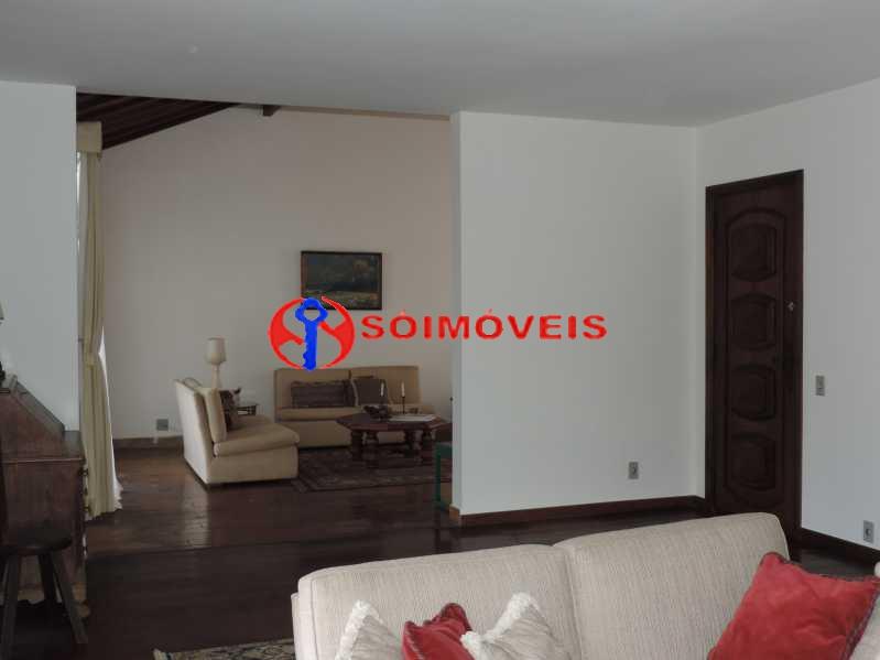 012 - Cobertura 4 quartos à venda Barra da Tijuca, Rio de Janeiro - R$ 4.200.000 - LBCO40132 - 7