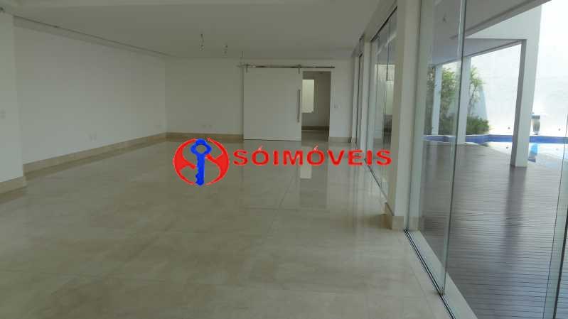 DSC06379 - Casa em Condomínio 6 quartos à venda Rio de Janeiro,RJ - R$ 10.000.000 - LBCN60005 - 7