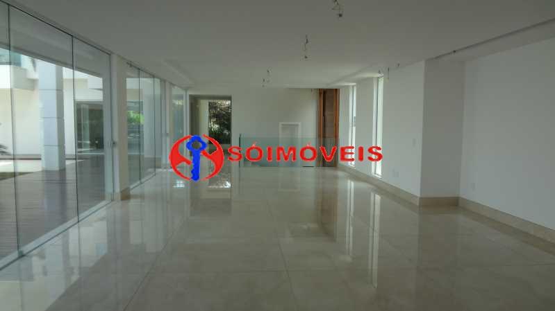 DSC06380 - Casa em Condomínio 6 quartos à venda Rio de Janeiro,RJ - R$ 10.000.000 - LBCN60005 - 8
