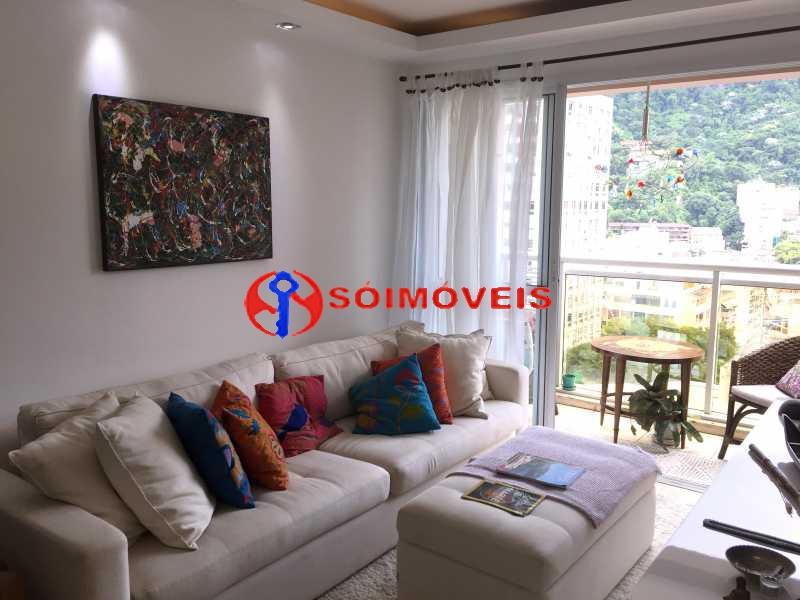 IMG_9329 - Apartamento 2 quartos à venda Humaitá, Rio de Janeiro - R$ 1.590.000 - LBAP21370 - 9