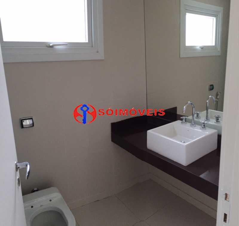 IMG_0380 - Casa em Condomínio 5 quartos à venda Barra da Tijuca, Rio de Janeiro - R$ 5.800.000 - LBCN50015 - 18