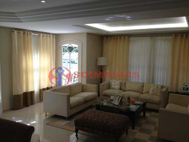 4 Sala Estar 1 - Casa Itanhangá - LBCA70002 - 9