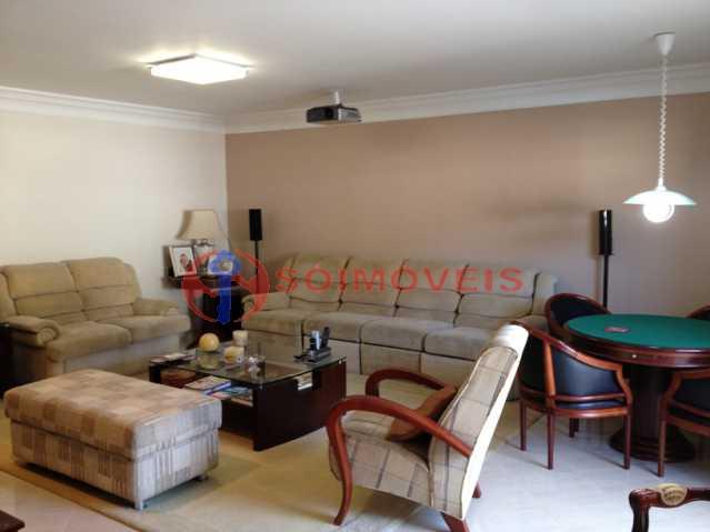 6 Sala Intima 2 - Casa Itanhangá - LBCA70002 - 13