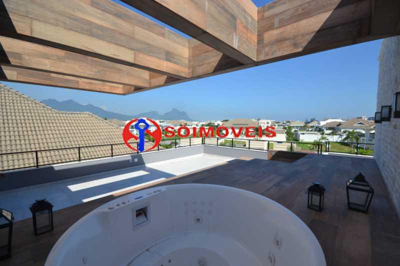 IMG-20170221-WA0010 - Casa em Condomínio 4 quartos à venda Barra da Tijuca, Rio de Janeiro - R$ 5.949.000 - LBCN40018 - 1