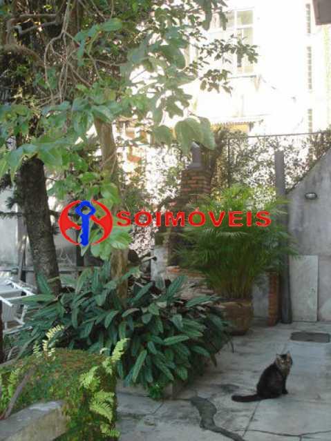 foto 16 - Casa 4 quartos à venda Gávea, Rio de Janeiro - R$ 3.000.000 - LBCA40045 - 17