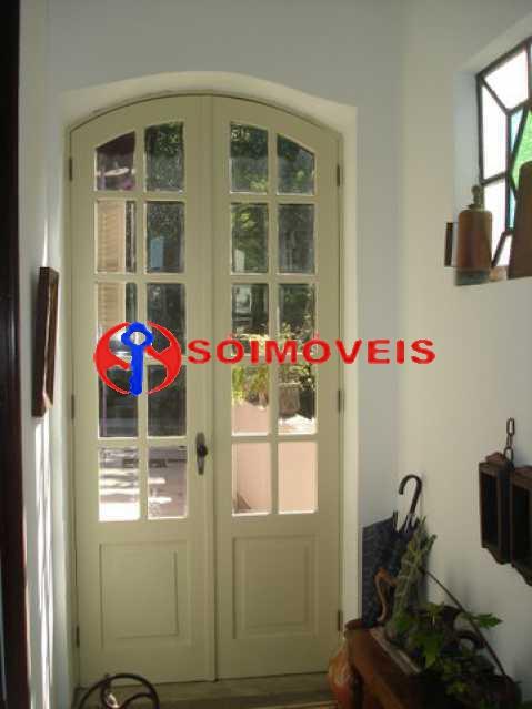 foto 24 - Casa 4 quartos à venda Gávea, Rio de Janeiro - R$ 3.000.000 - LBCA40045 - 23