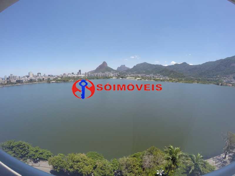 G0110970 - Cobertura 3 quartos à venda Lagoa, Rio de Janeiro - R$ 7.000.000 - LBCO30208 - 3